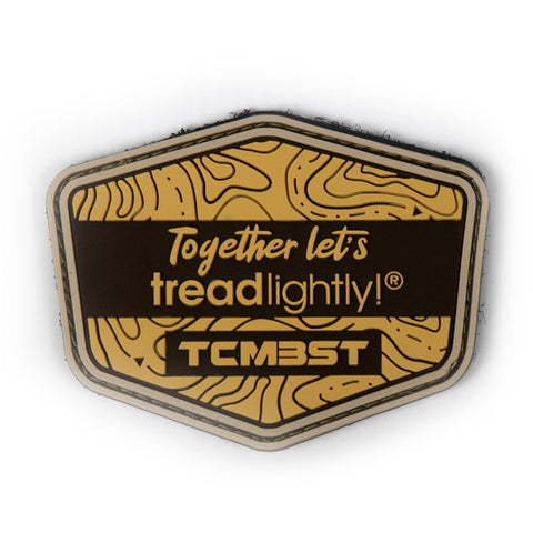 Together Let's Tread Lightly TCMBST Patch
