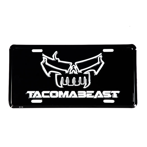 TCMBST License Plate