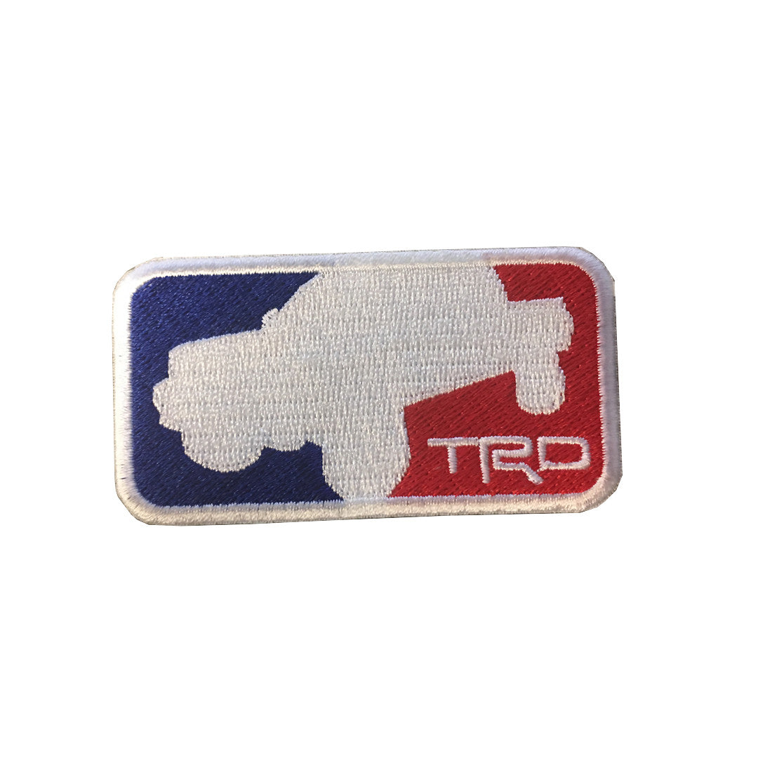 Tacoma Major League Patch (Velcro)