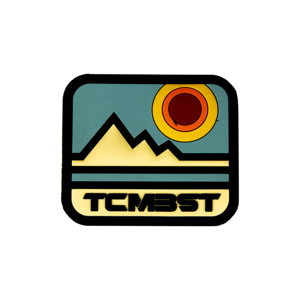 TCMBST Mountain Patch