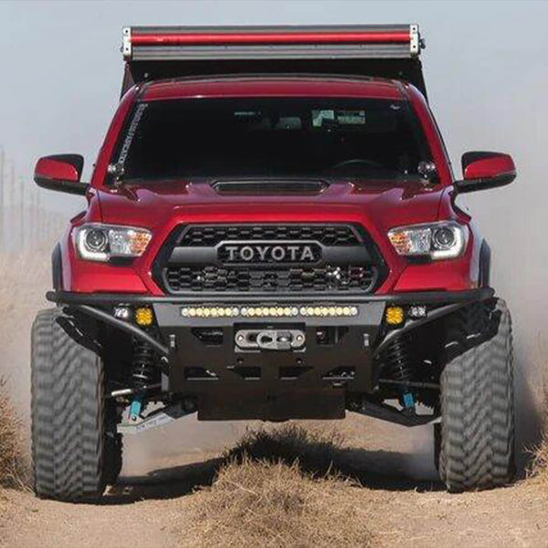 2016-Current Tacoma Hybrid Front Bumper