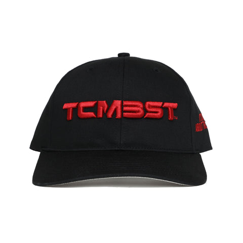 It's All About The Taco Trucker Hat - Black/Red