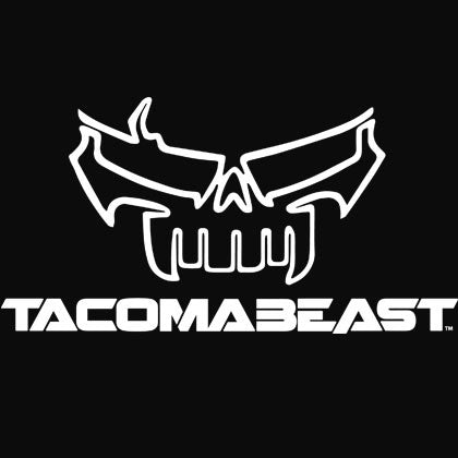 TACOMABEAST Skull Decal