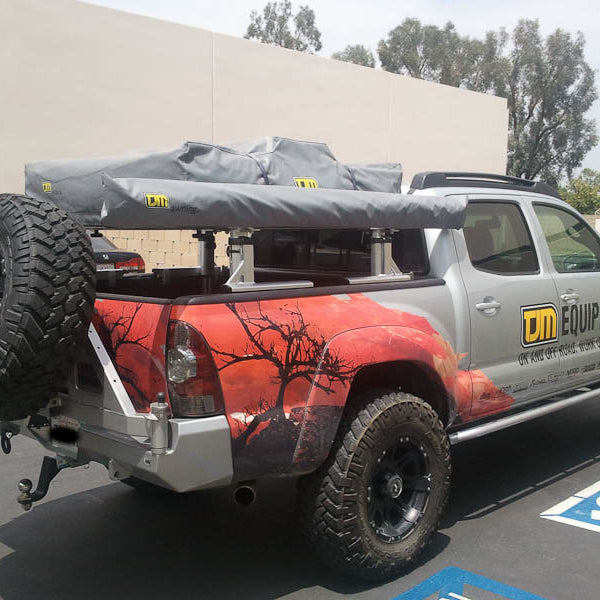 CBI - Trail Rider 2.0 with Swing Away Tire Carrier