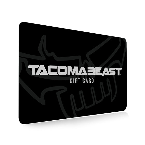 TACOMABEAST Digital Gift Card