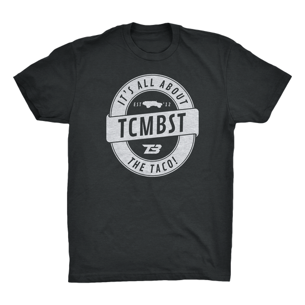 TCMBST Beer Parody Tee - Charcoal