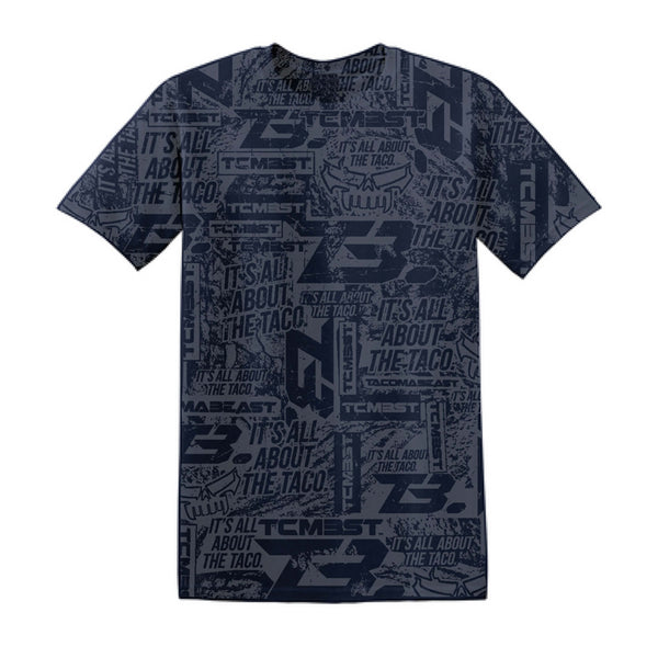 TCMBST Adrenalin T-Shirt - Navy