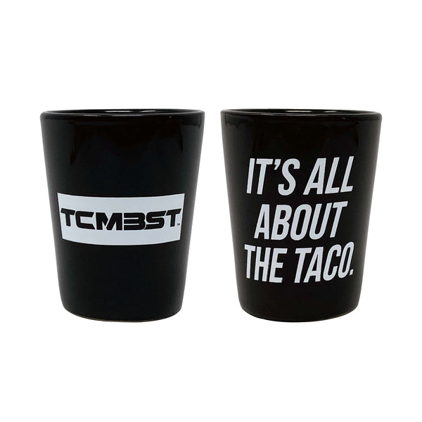 TCMBST Shot Glass