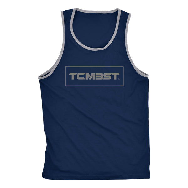 TCMBST Tank Top - Navy Blue