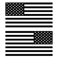 2 free decals {FF} TACTICAL FLAG Decal Auto Tag Tactical US flag License Plate