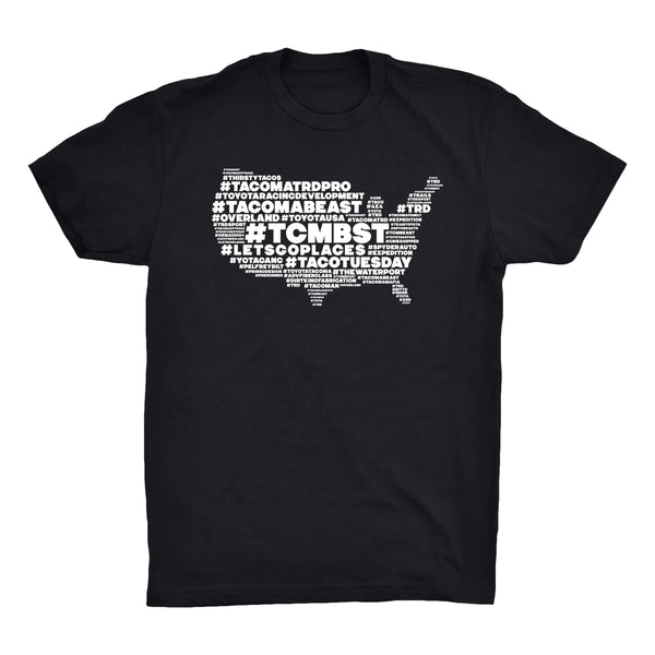 USA #TCMBST T-Shirt