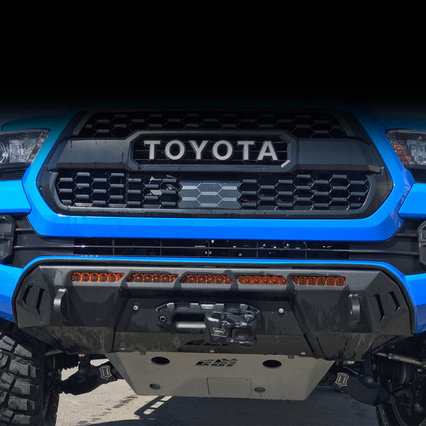 3rd Gen Toyota Tacoma Covert Series Front Bumper