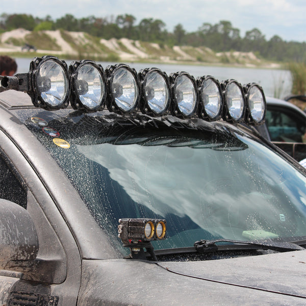 05-20 // 8-Light Combo LED Light Bar Gravity® LED PRO6