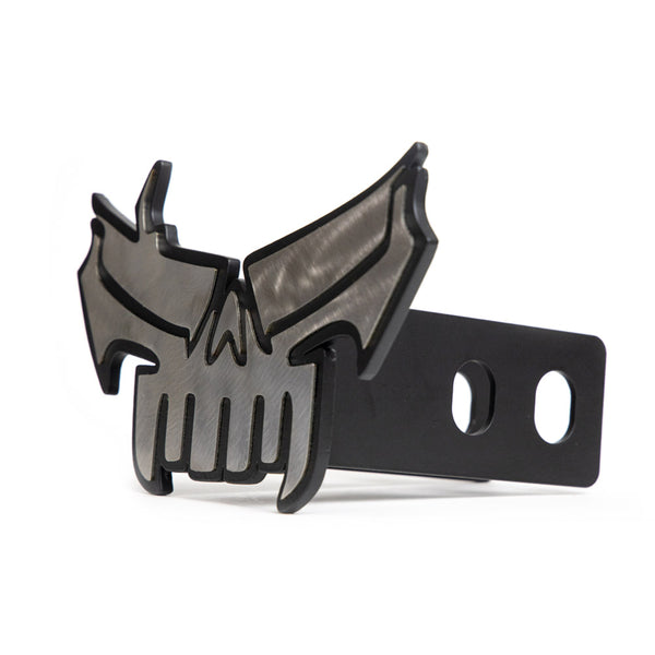 TacomaBeast Skull Trailer Hitch Cover