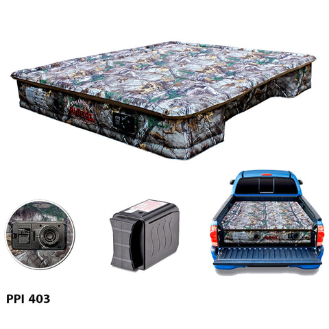 Tacoma Bed Air Original Mattress - Camo 6'-6.5' [Long Bed]