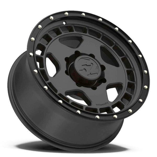 OFF ROAD WHEELS - Turbomac HD - Asphalt Black