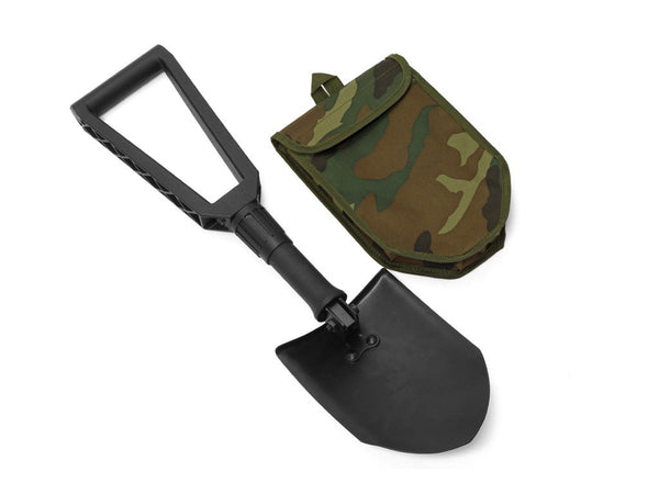 Fold-Up Shovel/Spade / Large - by Leisure Quip