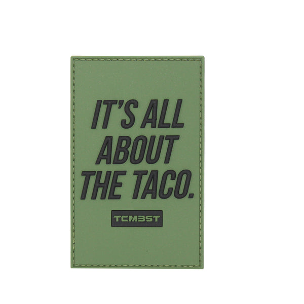 It's All About The Taco Patch
