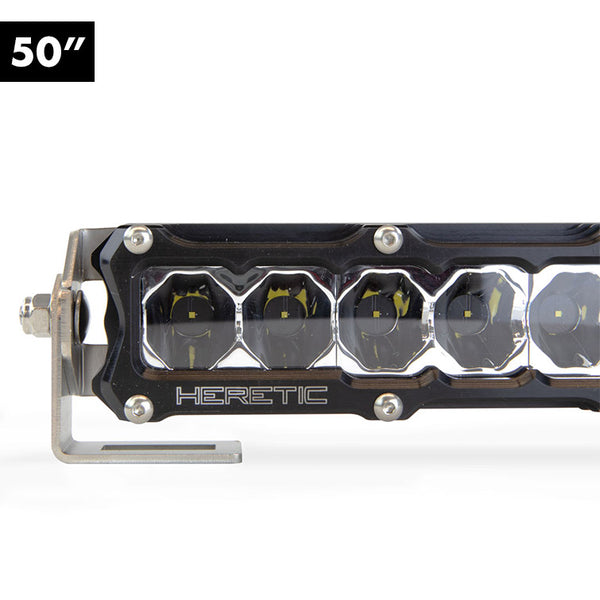 Heretic 6 Series Light Bar - 50""