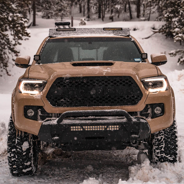 2016-2020 Toyota Tacoma Hiline Series Front Bumper