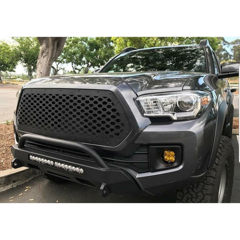 2016 - 2019 Grille Insert Honeycomb Edition