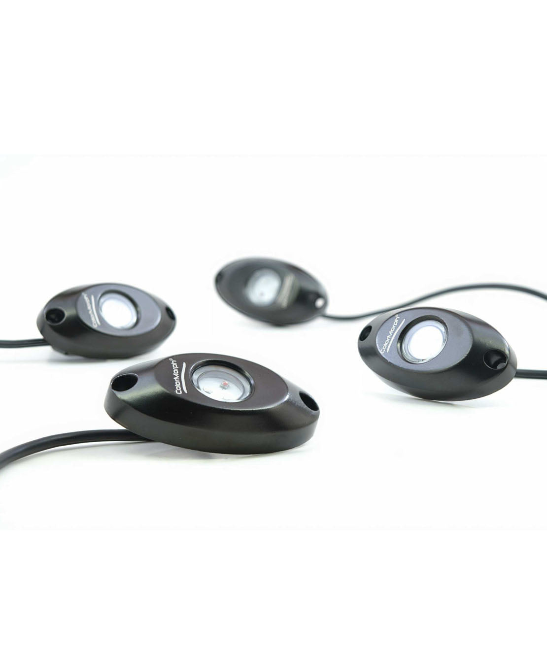 COLORMORPH RGB LED ROCK LIGHT POD KIT