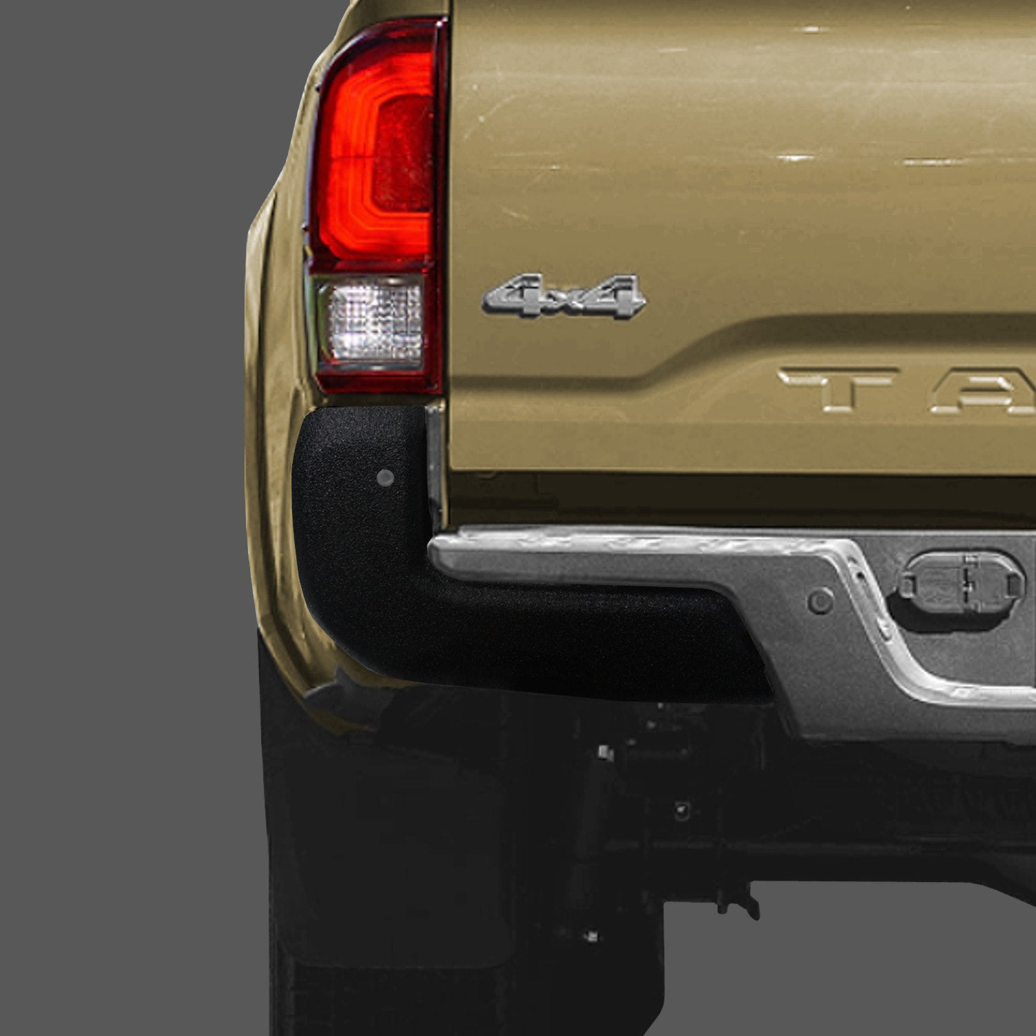 2016-2019  Rear Bumper Covers