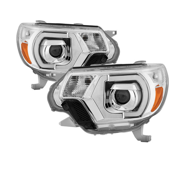 12-15 Halo Projector Lights-Light Bar DRL