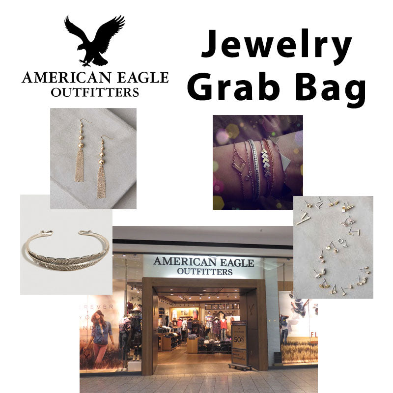 American Eagle Outfitters Jewelry Grab Bag - 5 different pieces! - SHIPS FREE!