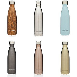 EXCLUSIVE BOX ADD-ON 17 oz. Vacuum Double Wall Insulated Stainless Steel Bottle - KEEPS COLD FOR 24 HOURS & HOT FOR 12