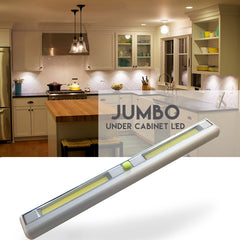 Jumbo Wireless Under Cabinet LED Light - SHIPS FREE!