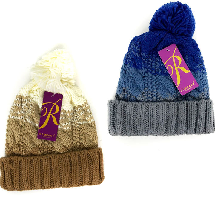 ... Set of 5 Designer Winter Hats or Scarves - All Brands From Macy s -  Rampage 754f6886c95
