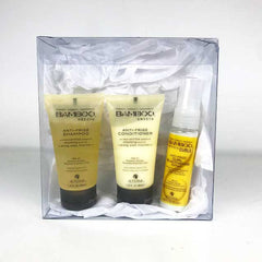 Alterna Bamboo Anti Frizz 3 Piece Set - Ships Free