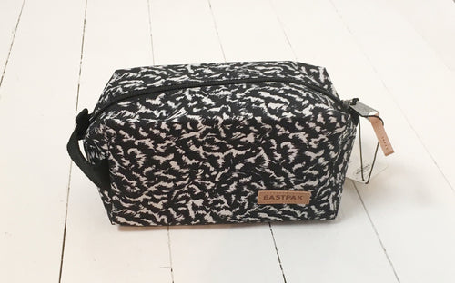 Black & White Makeup Bag by EASTPAK