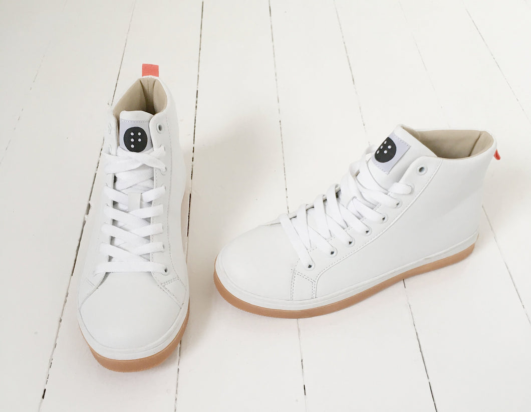 High Top Trainers by FRANSA