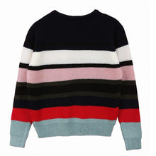 Rainbow Striped Jumper