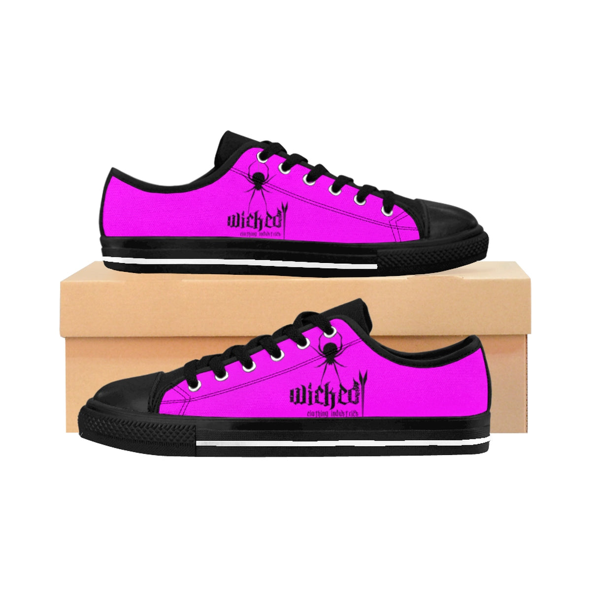 Women's Wicked Widow/ Purple/3 Sneakers