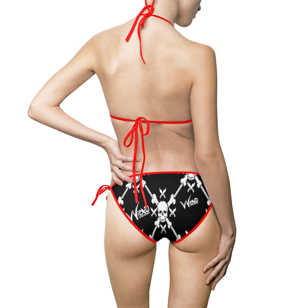 Women's Bikini Swimsuit Wicked Pirate