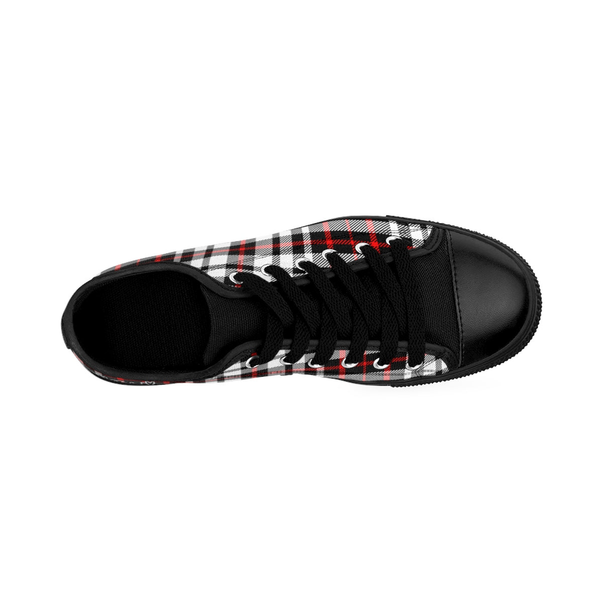 Wicked/Plaid/ Red /Women's Sneakers