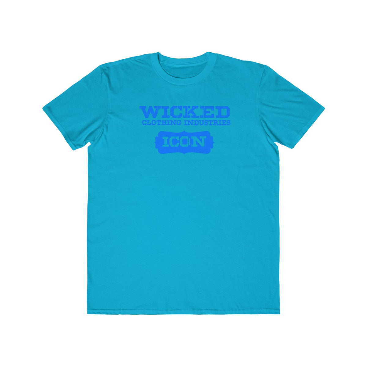 Icon/Blue/Men's  Tee