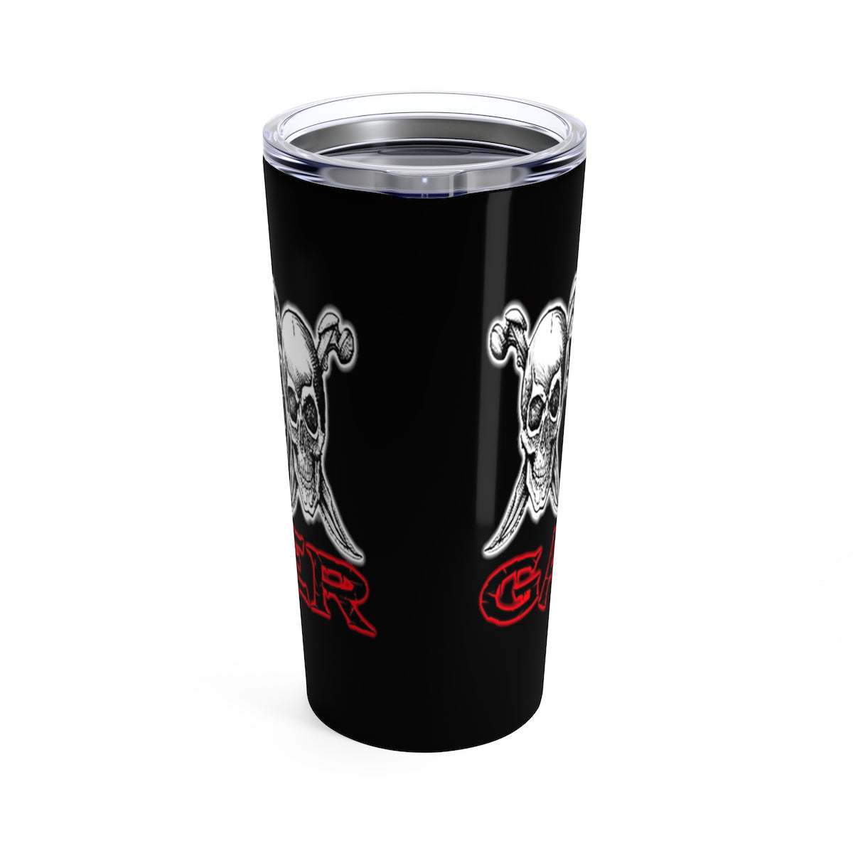 Tumbler 20oz GAME OVER