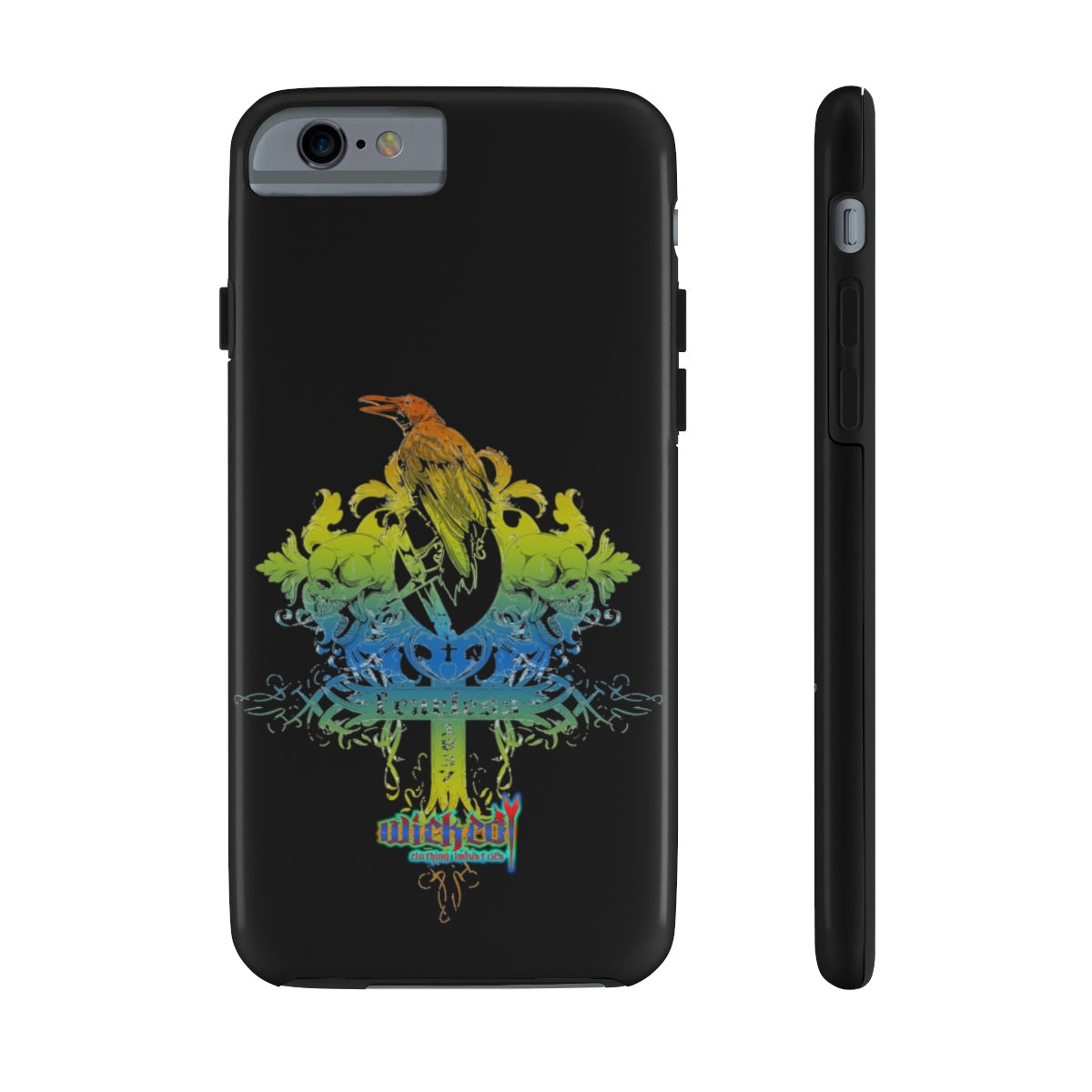 FEARLESS/2/Case Mate Tough Phone Cases