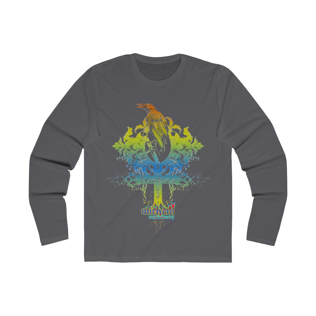 Fearless 2/ Men's Long Sleeve Crew Tee