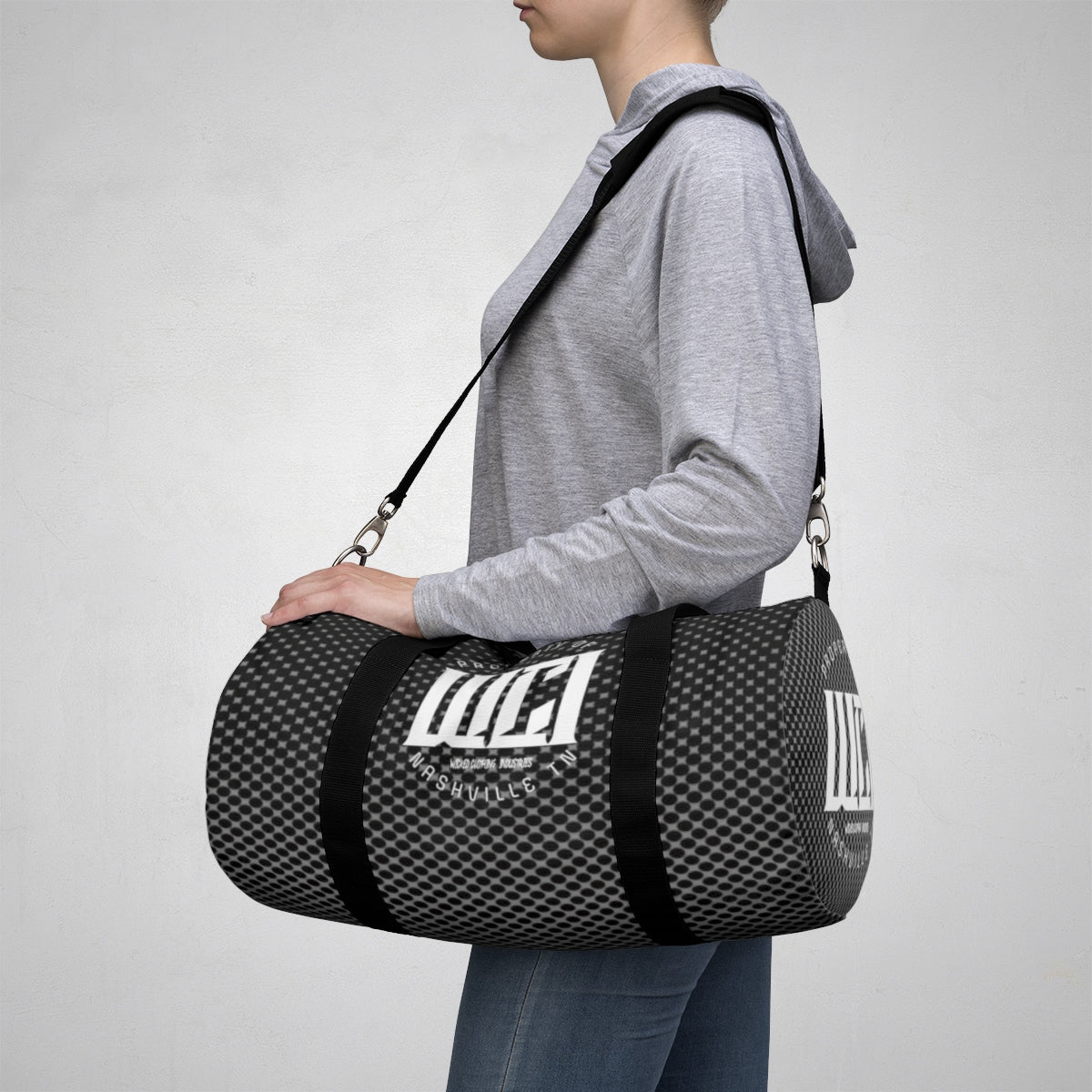 WCI/Gray/ Duffle Bag
