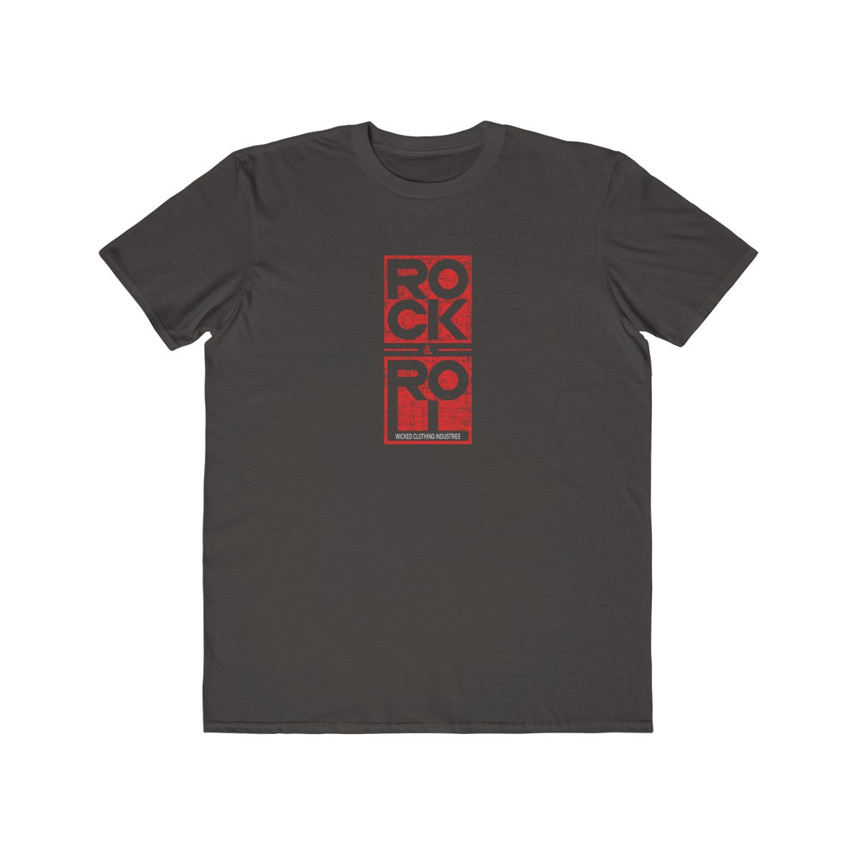 Rock & Roll/Red Square/Men'sTee