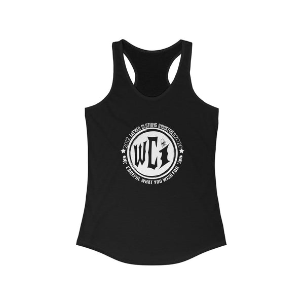 Careful What You Wish For /Women's  Racerback Tank