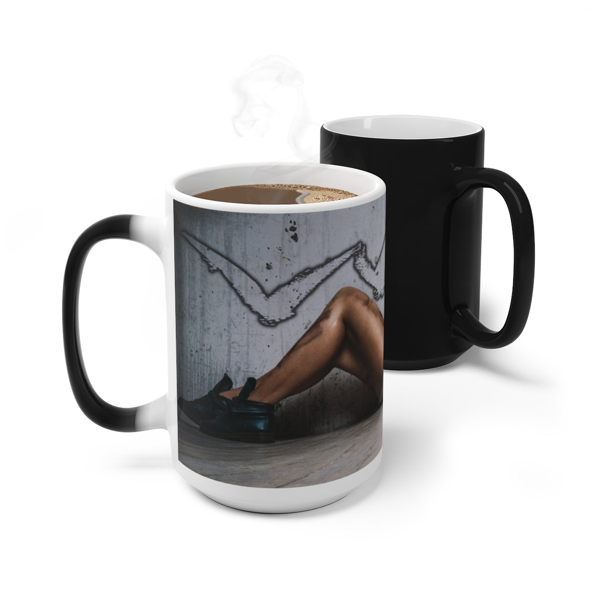 WCI ROCK BODY Color Changing Mug
