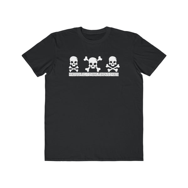 Skull Crusher Tee /Men's Fashion Tee