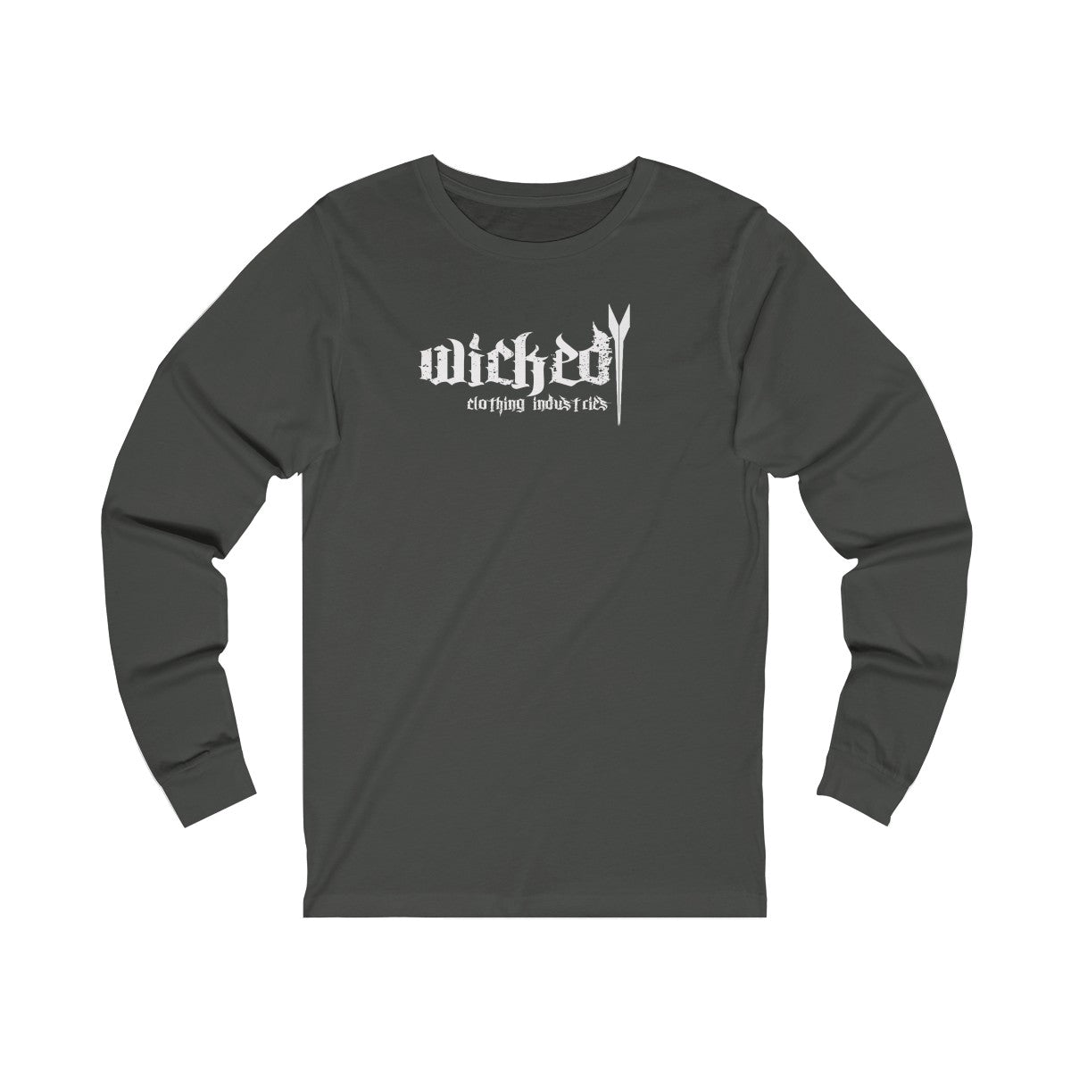 Long Sleeve Tee  (Faded Old School ) Normal Fit