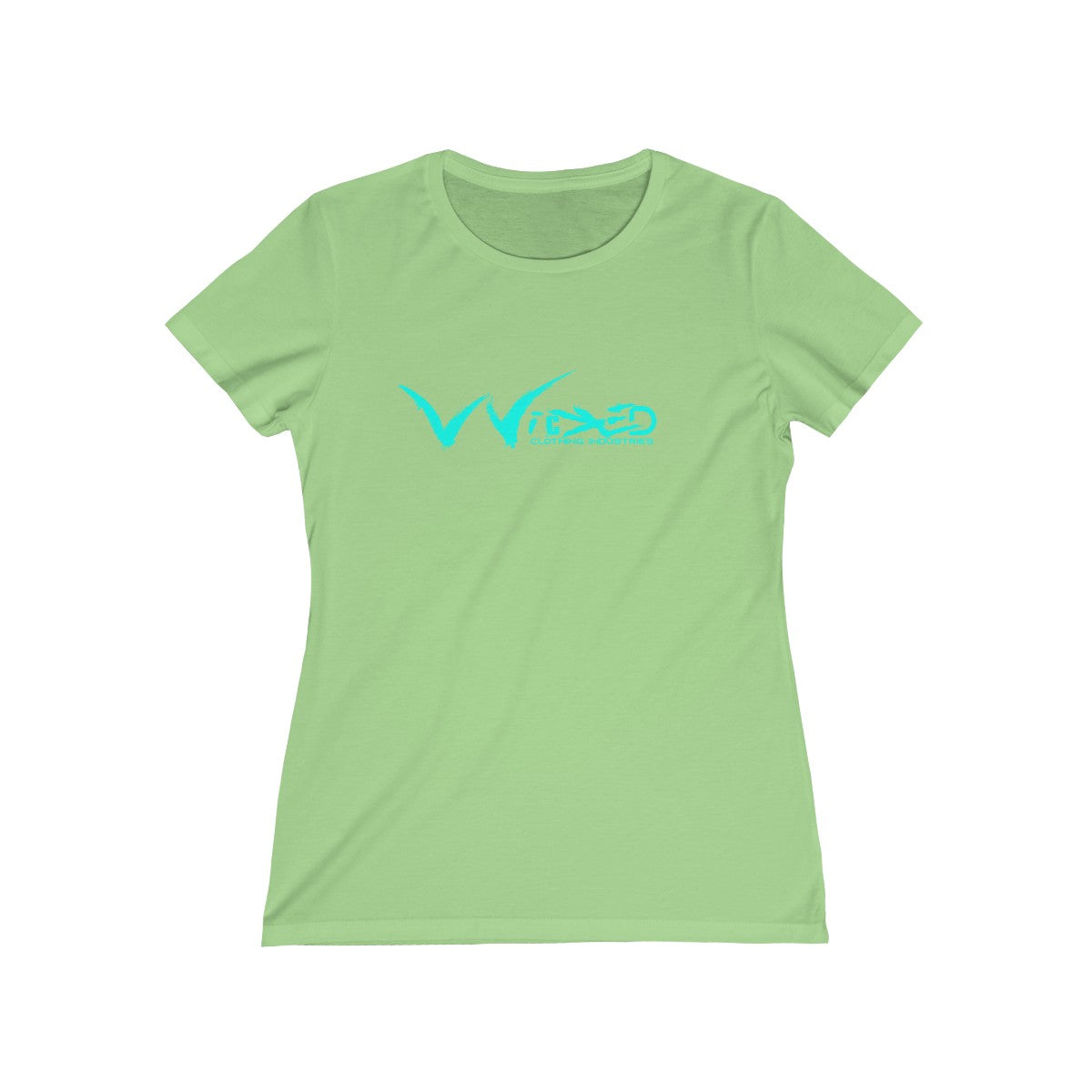 Women's Missy Tee Shorter Sleeve ( Cool As Ice 2)